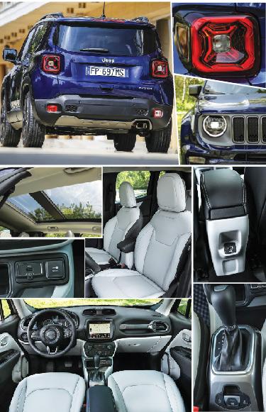 Fiat Chrysler Automobiles La Jeep Renegade 2019 Lancée Au Maroc