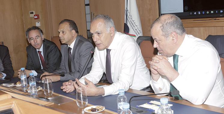 Identifiant commun de l'entreprise : La CGEM en concertation avec les directeurs généraux des impôts et des douanes