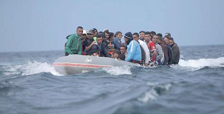 Emigration illégale : Un nouveau réseau démantelé à Tanger