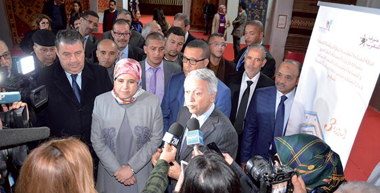 Troisième édition de la Foire du tapis : Une véritable vitrine pour la promotion du savoir-faire marocain