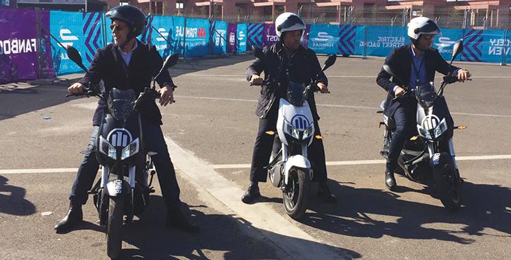 Mobilité durable : La plus importante  plate-forme africaine lancée à Marrakech