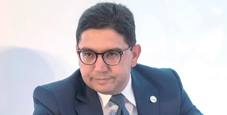 Bourita à Mascate pour la 5ème Commission mixte maroco-omanaise