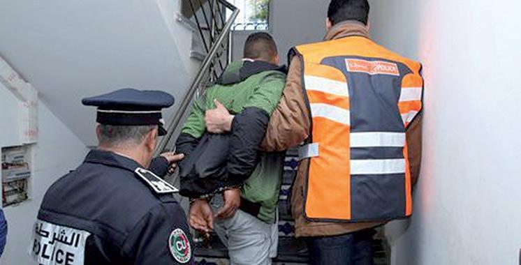 Marrakech : Près de 14.000 suspects arrêtés depuis février par la brigade touristique
