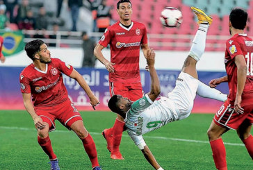Coupe arabe des clubs : Le Raja se complique la tâche