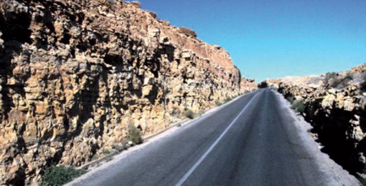 Province de Boulemane : Coupure provisoire ce 10 janvier de la route reliant Missour à Njil