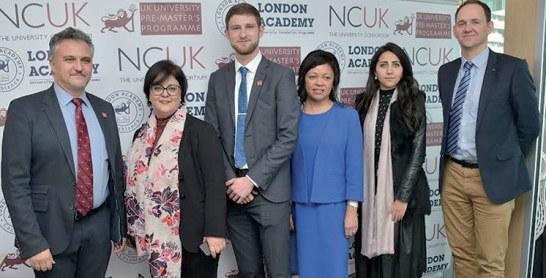 Etudes et formations : London Academy offre la première année préparatoire aux universités britanniques