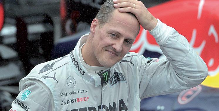 Formule 1 : Une expo et une application pour fêter les 50 ans de Schumacher
