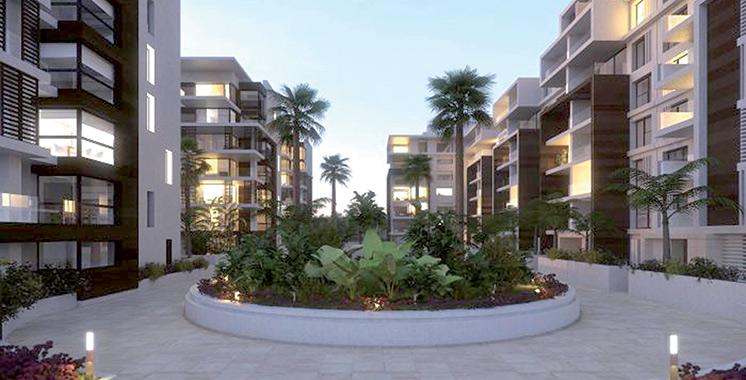 Sindibad Beach Resort : Livraison de 199 unités de la résidence Rubis