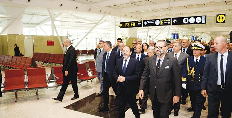 Transport aérien : Des projets structurants voient le jour