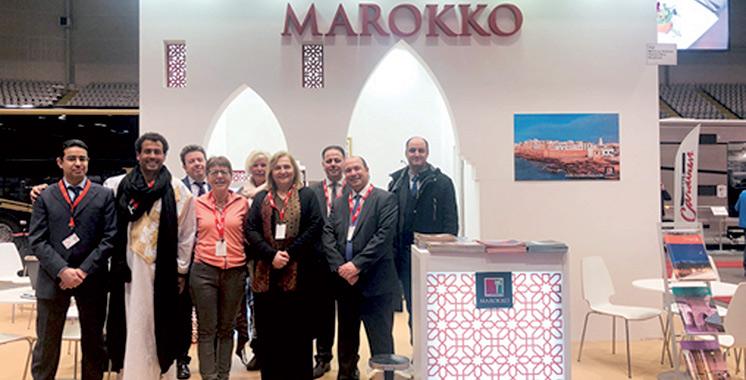 Le Maroc en opération séduction au Salon du tourisme d'Oslo