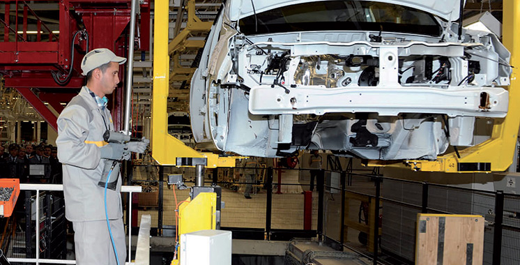 Industrie automobile: Casablanca se dote d'un «CETIEV 2.0»