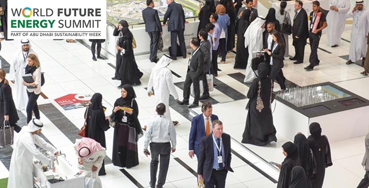 World Future Energy Summit à Abu Dhabi : Masen prend part à la 12e édition