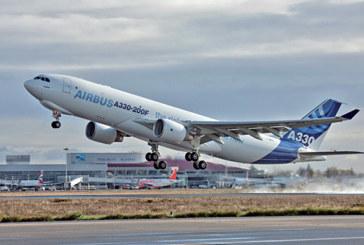 Airbus : Un chiffre d'affaires de 12,5 milliards d'euros au 1er trimestre de 2019