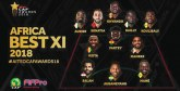 CAF Awards 2018 : Mohamed Salah et le Maroc volent la vedette