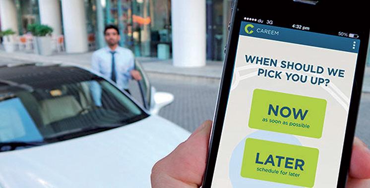 Utilisateurs de Careem : Détectez facilement vos chauffeurs et clients
