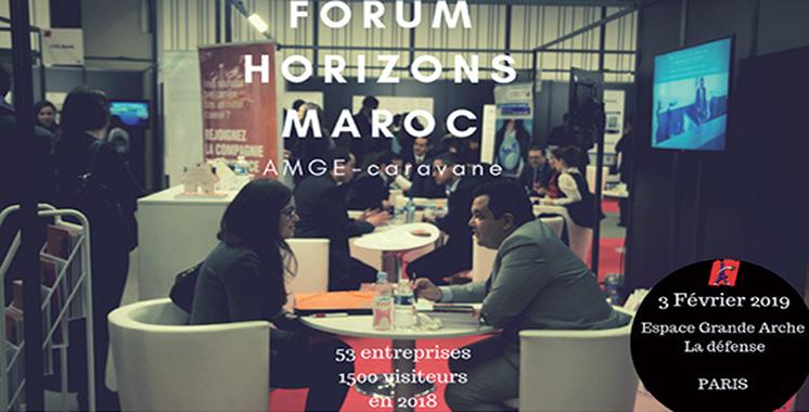 Forum de recrutement Horizons Maroc : Plus de 2.500 visiteurs attendus  ce dimanche à Paris