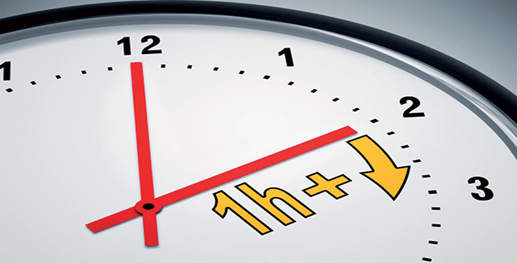 Rappel : Retour à l'heure d'été « GMT+1 » le dimanche 31 mai à 02H00