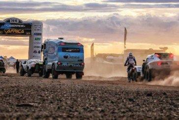 Pari réussi pour l'Africa Eco Race
