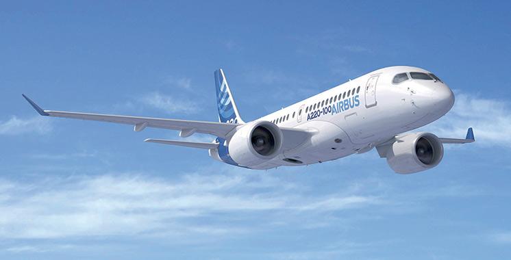 Début des travaux de construction de la chaîne d'assemblage A220 d'Airbus aux États-Unis