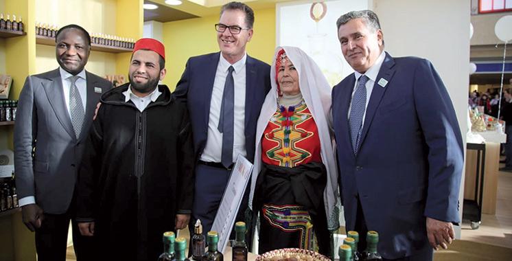 Semaine verte internationale de Berlin : Présence remarquée du Maroc