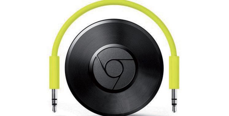 Google enterre son Chromecast Audio