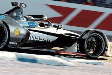 Formula E à Marrakech : Nissan e.dams suscite l'admiration