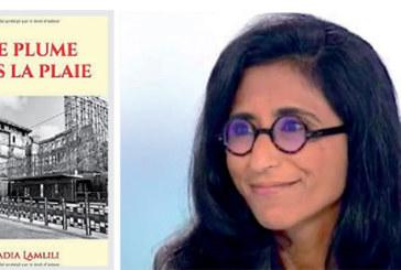 Parution du roman «Une plume dans la plaie» de Nadia Lamlili