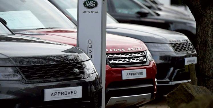 Jaguar Land Rover annonce  la suppression de 4.500 emplois