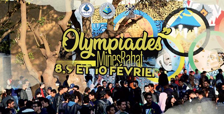 13ème édition des Olympiades Mines-Rabat : Sport, hommage  et débats