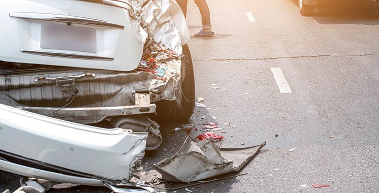Bilan des accidents de la route en 2018 :  3.485 morts et 96.133 accidents