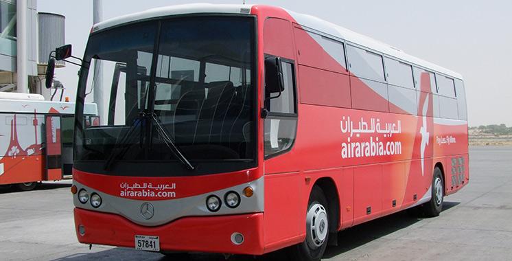 Avec un coût de 50 dirhams l'aller simple : Air Arabia lance un nouveau service de navettes à Tanger