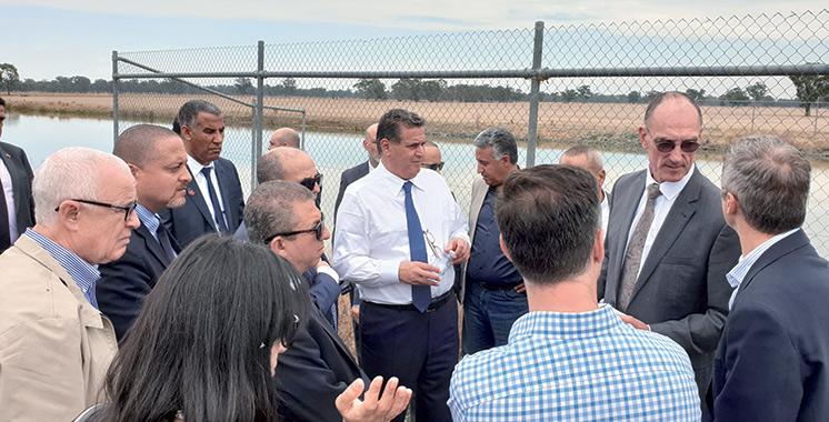Coopération Maroc-Australie  : Aziz Akhannouch chez des entreprises australiennes