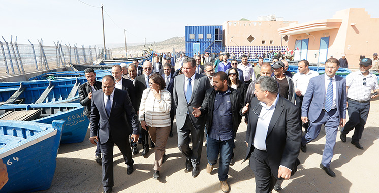 1,96 million de dirhams pour les artisans  pêcheurs de Taghazout