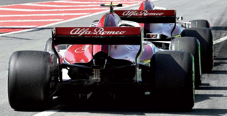F1 : Sauber change de nom et devient Alfa Romeo Racing