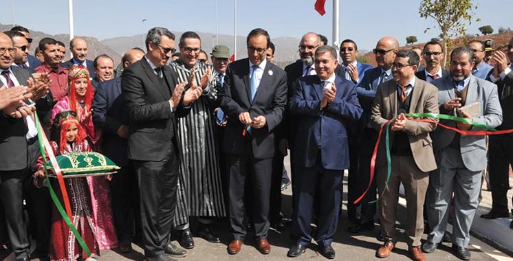 Autoroutes du Maroc : Une aire de repos dédiée aux poids lourds à Amskroud