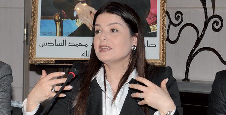 Amina Figuigui : «Halieutis n'a rien à envier aux grands salons internationaux»