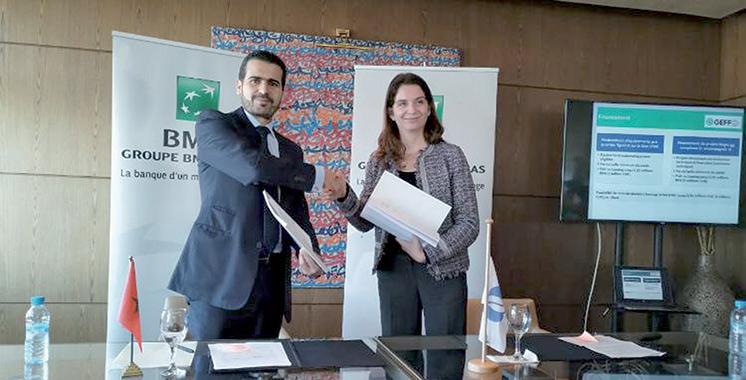 Financement vert : La BERD accorde 20 millions d'euros  à la BMCI
