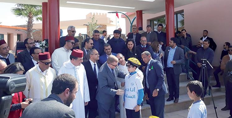 De Rabat à Tiznit : Plus de 600 km parcourus par la caravane  de la sécurité routière