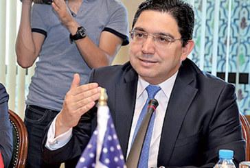 Coalition mondiale anti-Daech : Bourita met en exergue à Washington le rôle «essentiel» du Maroc