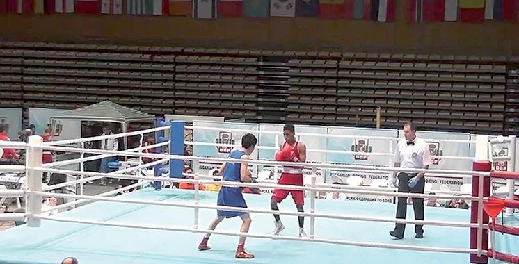 Boxe : Le Maroc participe à la «Strandja Cup»