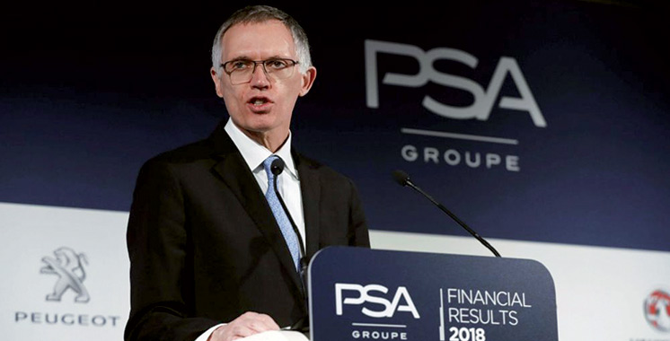 PSA : Un chiffre d'affaires record en 2018