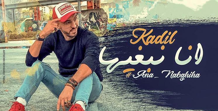 «Ana nabghiha», nouveau single de Cheb Kadil