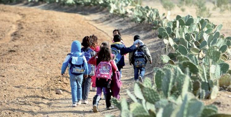 Le décrochage scolaire en nette baisse au Maroc