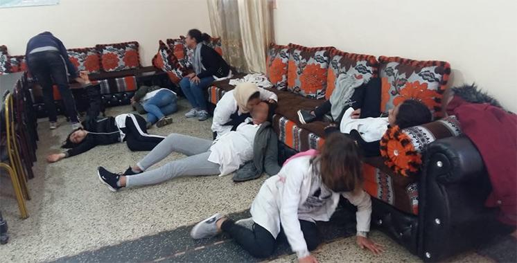 Hystérie collective dans un collège à Casa : «Aucun rapport avec les stupéfiants»