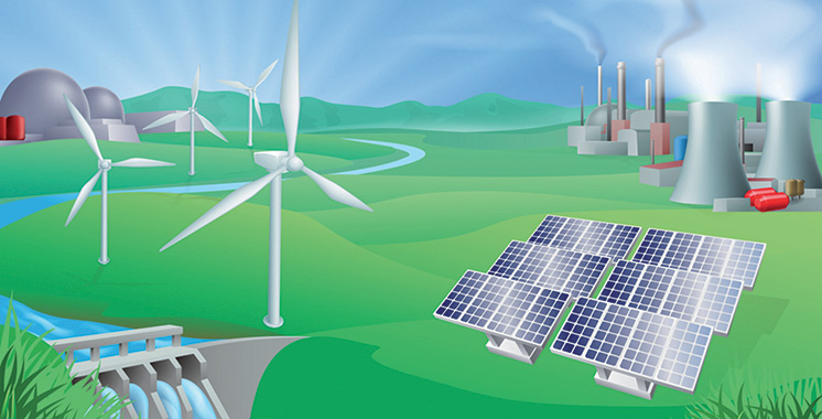 Energie, un géant mondial engagé est né