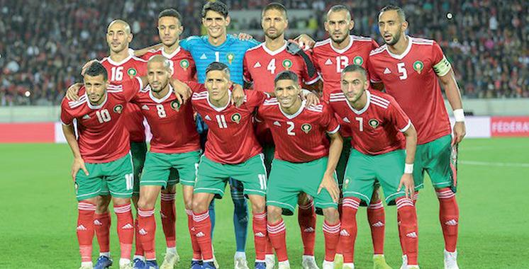 Classement FIFA : Le Maroc perd  3 places