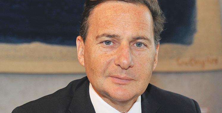 Eric Besson à la tête de Sicpa Maroc