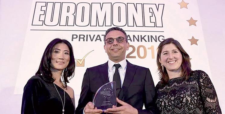 Attijariwafa bank : La banque privée primée par «Euromoney»