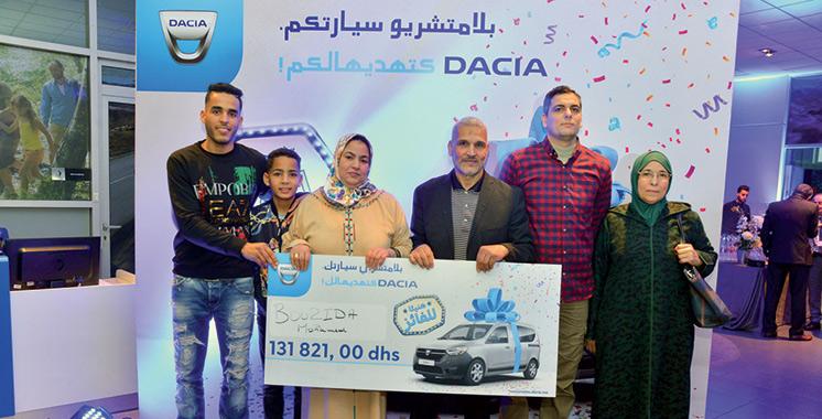 «Festival des succursales  Renault Maroc» : Le gagnant consacré