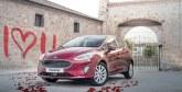 A l'approche de la Saint-Valentin : Célébrez l'amour avec la nouvelle Ford Fiesta